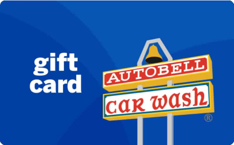 Autobell Car Wash Gift Cards