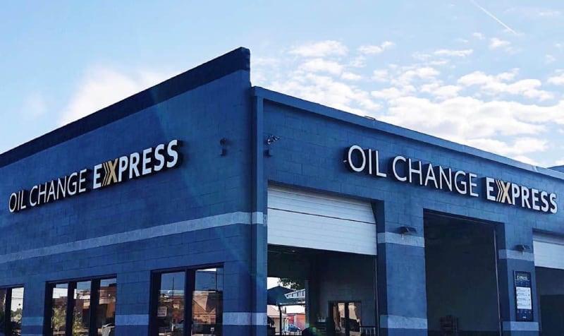 Mister Car Wash Oil Change