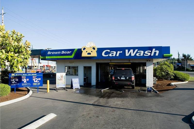 Brown Bear Car Wash Prices