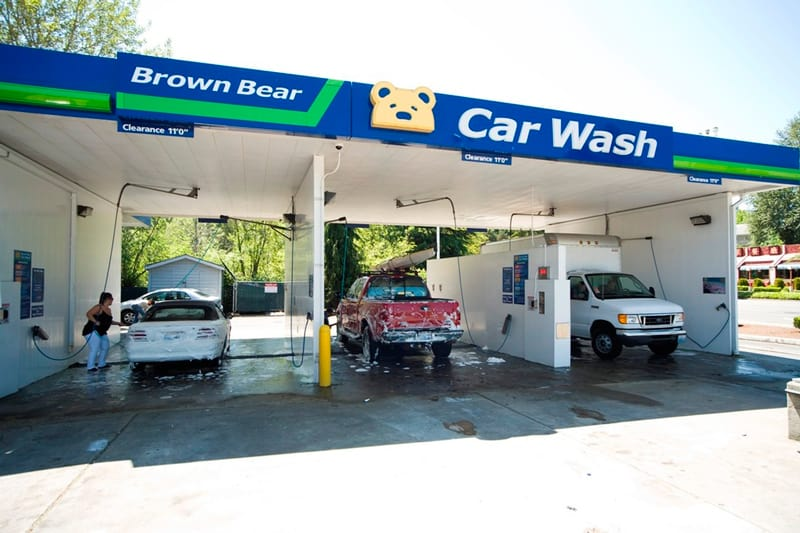 Brown Bear Self Serve Car Washes