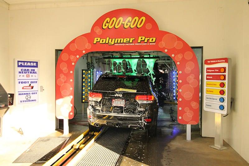 Goo Goo Car Wash Prices