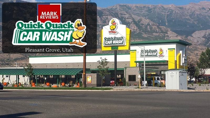Quick Quack Car Wash Reviews