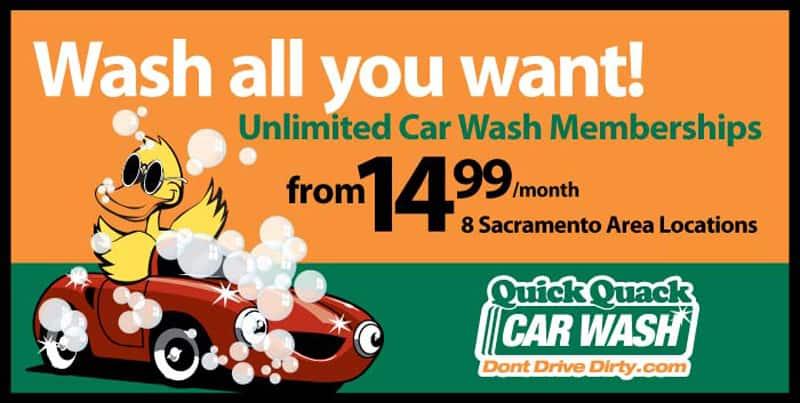 Quick Quack Car Wash Unlimited Prices