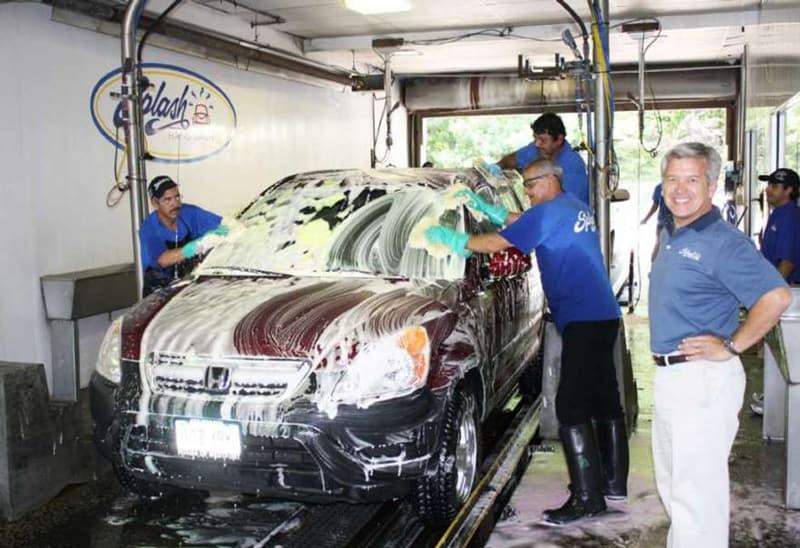 Splash Car Wash Hours of Operation
