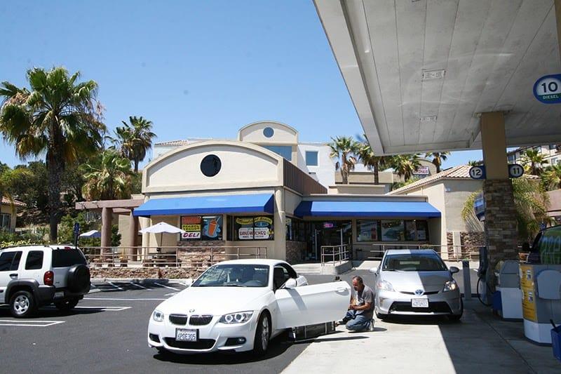 Chevron Encinitas Car Wash