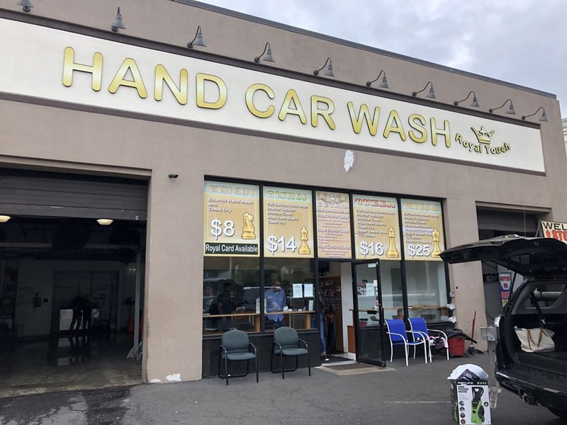 Royal Touch Hand Car Wash
