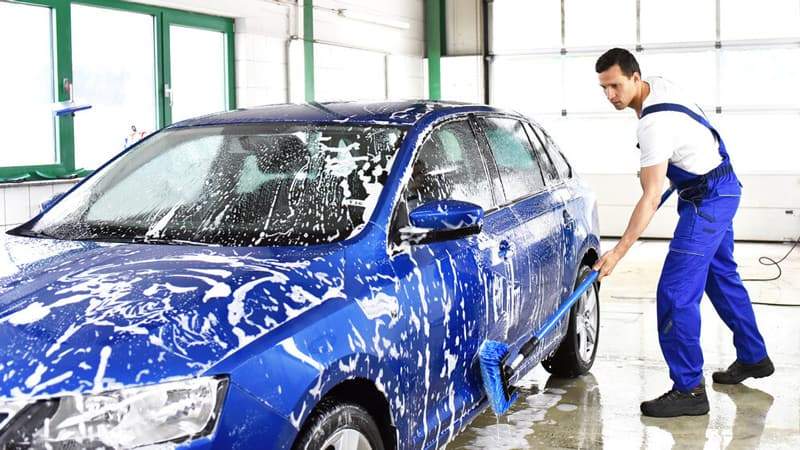 How To Wash A Car?