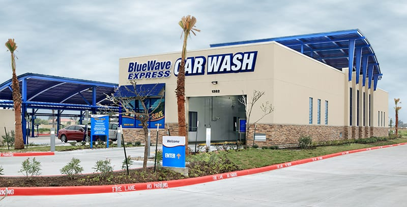 Blue Wave Car Wash