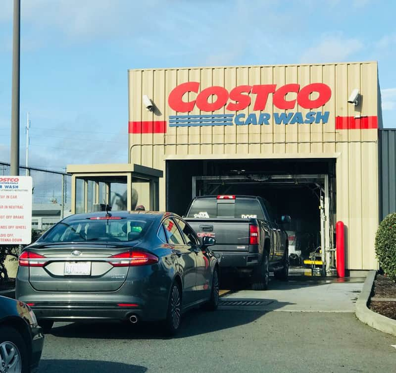 Costco Car Wash Price