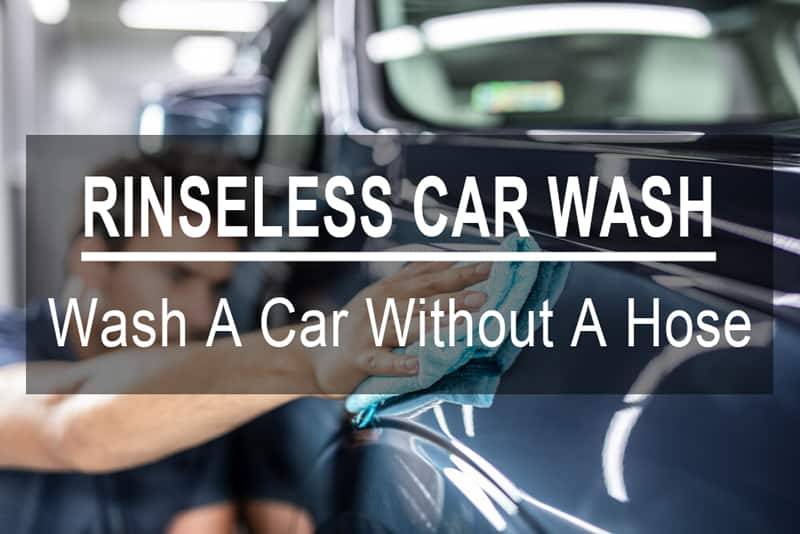Rinseless Car Wash