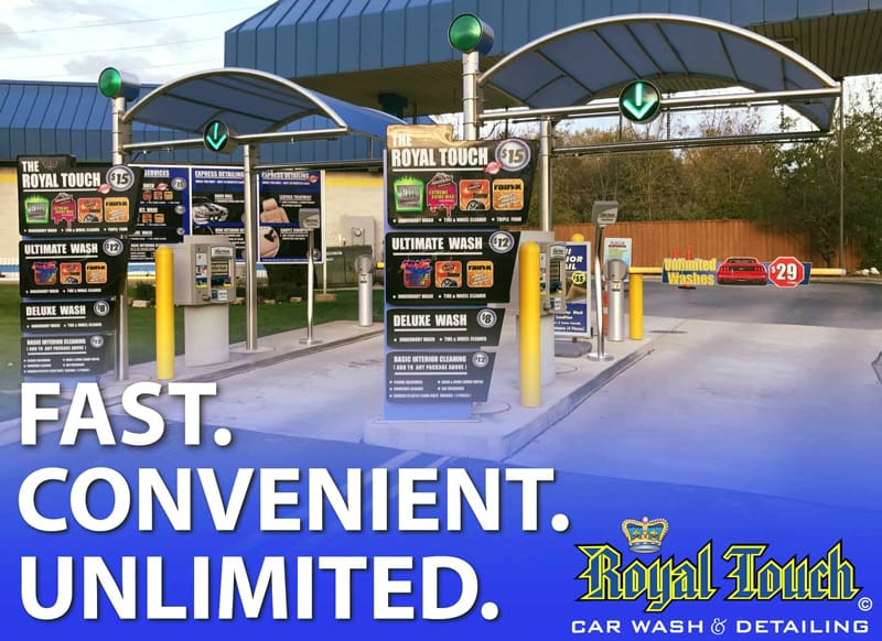Royal Touch Car Wash Royal Touch Car Wash