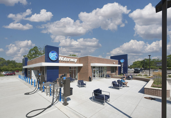 How Much Does a Car Wash Cost at Waterway?