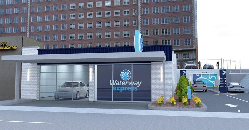Waterway Car Wash