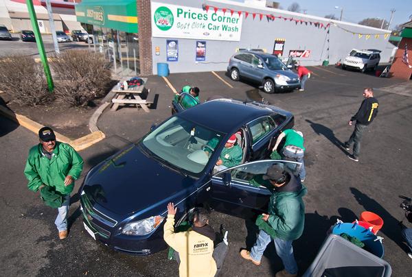 Price's Corner Car Wash