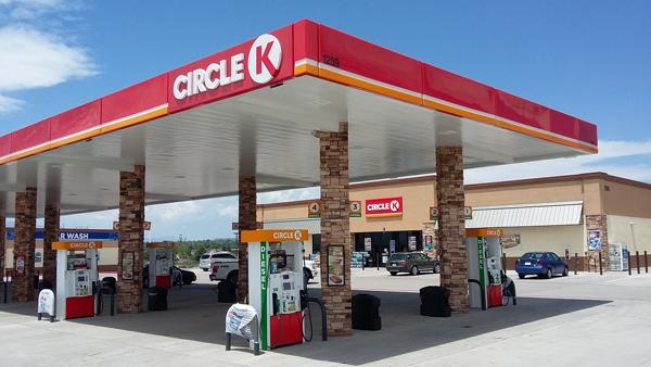 Introduction of Circle K Car Wash