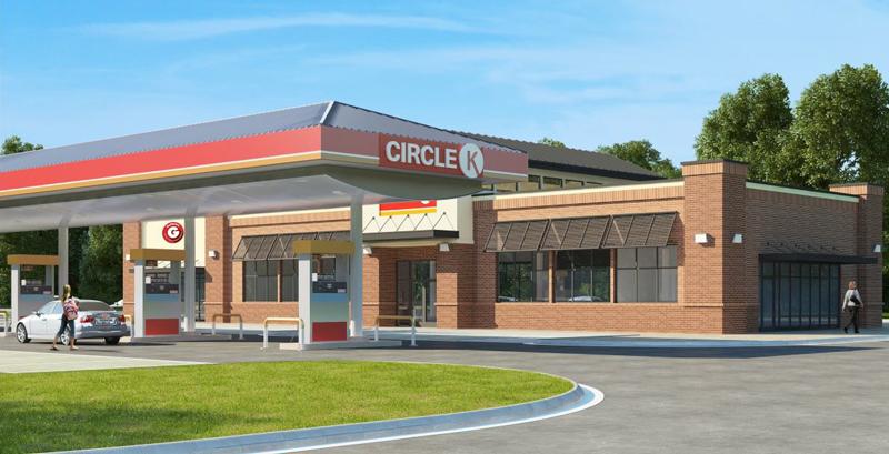 Circle K Car Wash