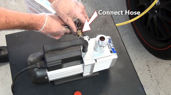 How to Replace A/C Hose or Line Assembly